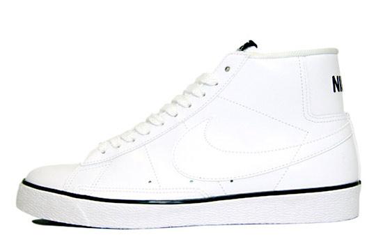 Nike Blazer High White